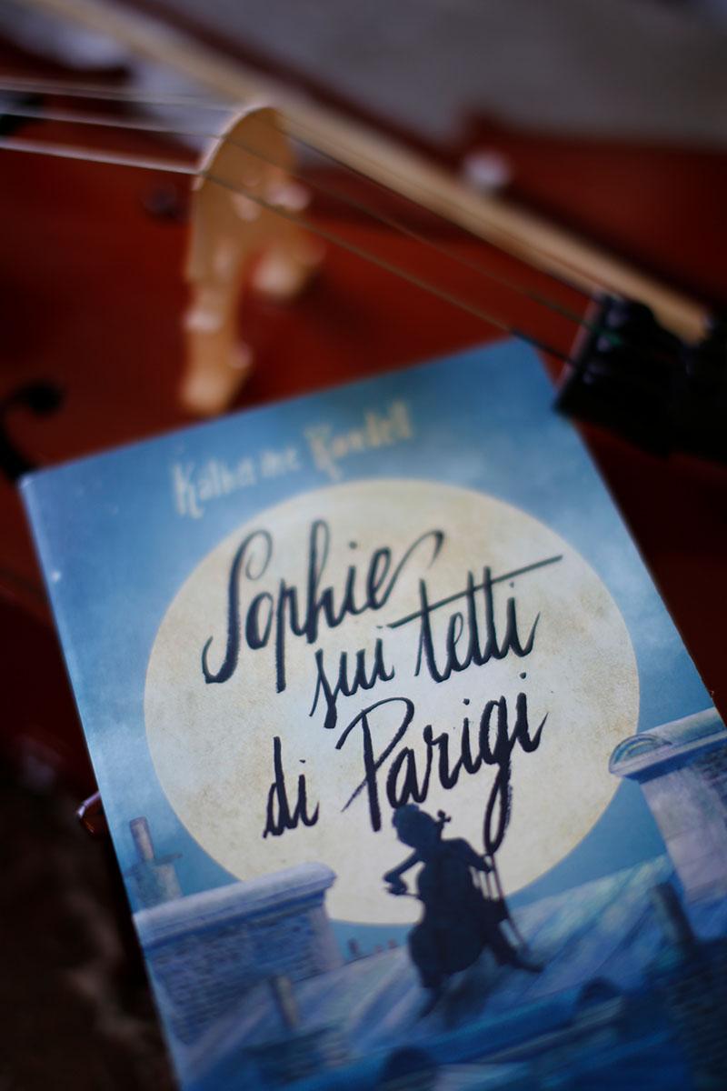 """Recensione del  romanzo per bambini: """"Sophie sui tetti di Parigi"""" di Katherine Rundell"""
