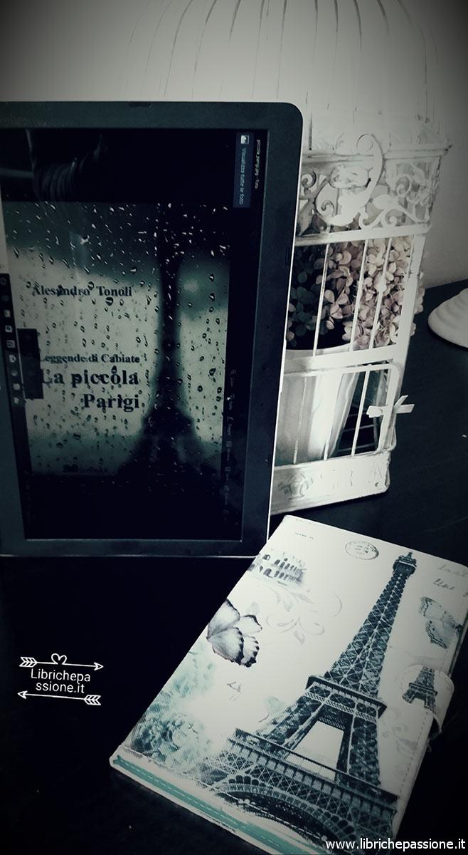 Libro La piccola Parigi di Alessandro Toniolo
