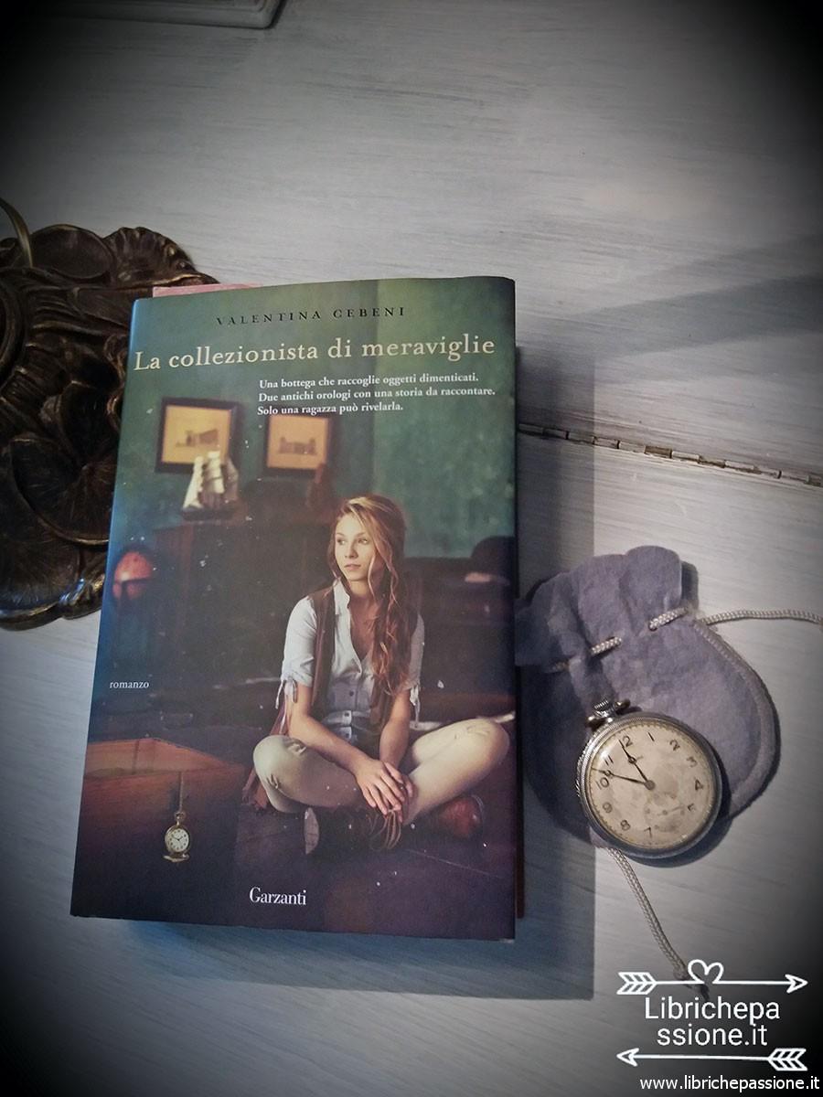 """Recensione del romanzo """" La collezionista di meraviglie"""" di Valentina Cebeni"""