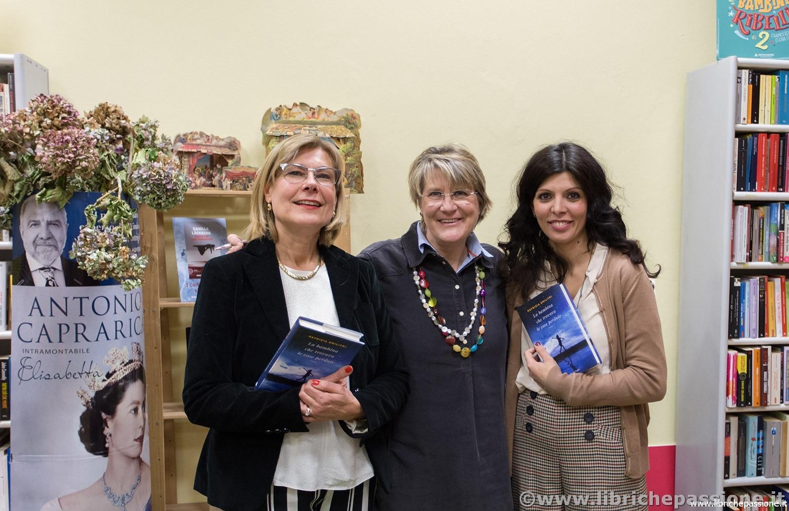 """Presentazione del romanzo di Patrizia Emilitri: """"La bambina che trovava le cose perdute"""" – Gallery"""