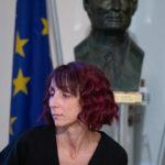 Reportage dell'incontro con l'autrice Paola Turroni presso il Liceo Scientifico Statale Vittorio Sereni