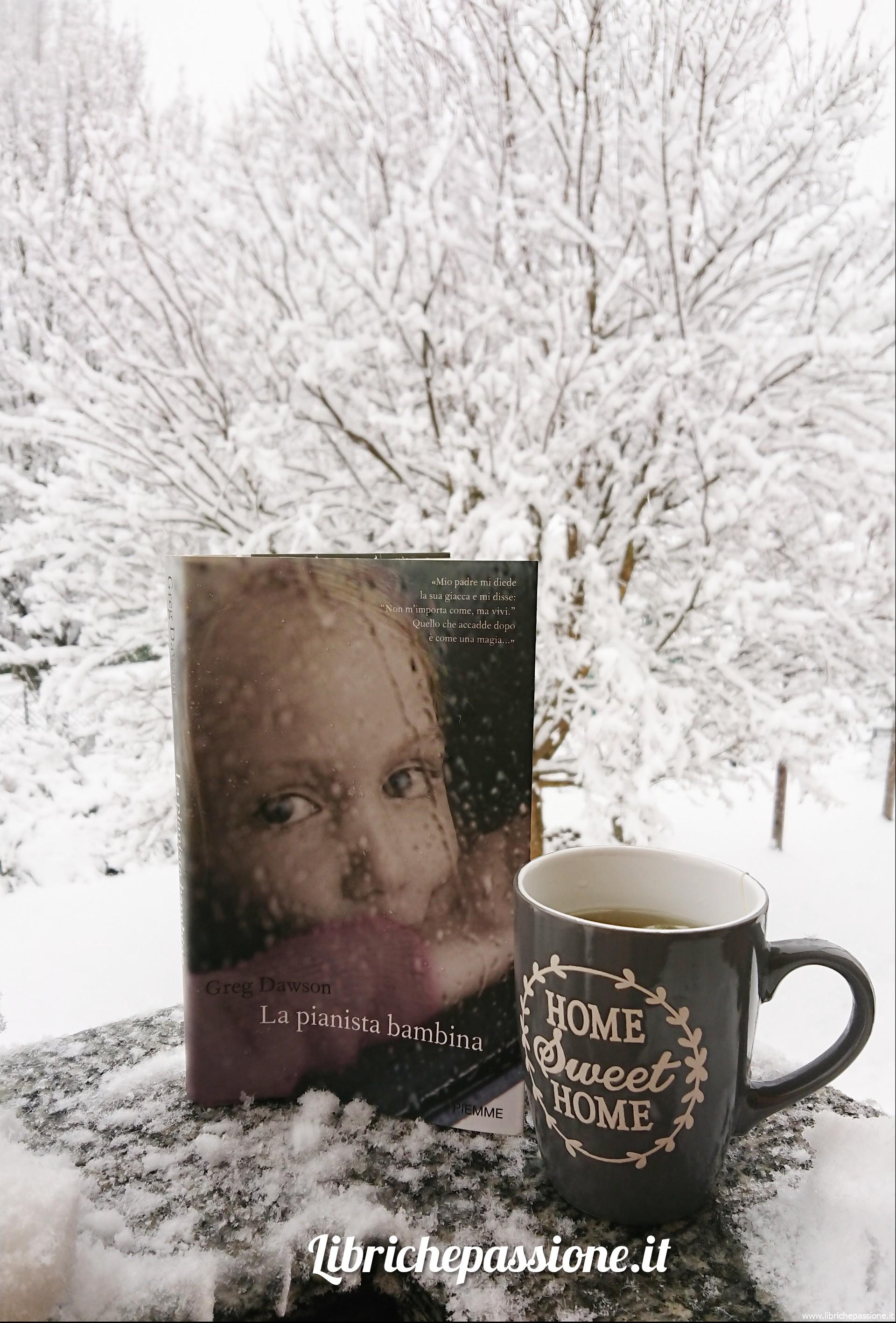 pausa lettura: La bambina pianista di Greg Dawson