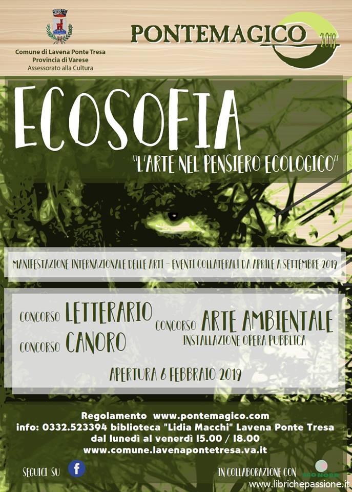 Concorso letterario,canoro e di arte ambientale PonteMagico: aperte le iscrizioni il 6 febbraio 2019