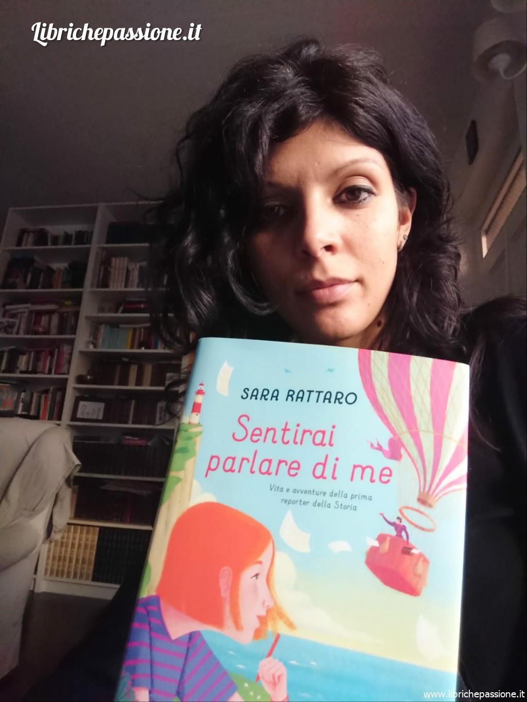 """Sentirai parlare di me"", Sara Rattaro. Incipit"