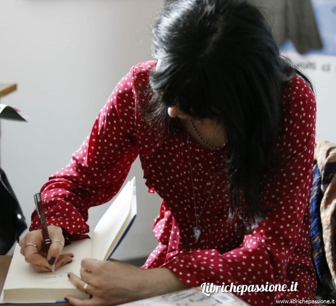 30 Marzo 2019 – Incontro con la scrittrice Eloisa Donadelli presso la biblioteca di Ornavasso