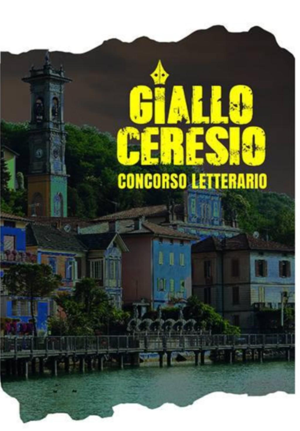 BANDO  Concorso letterario GIALLO CERESIO 2019
