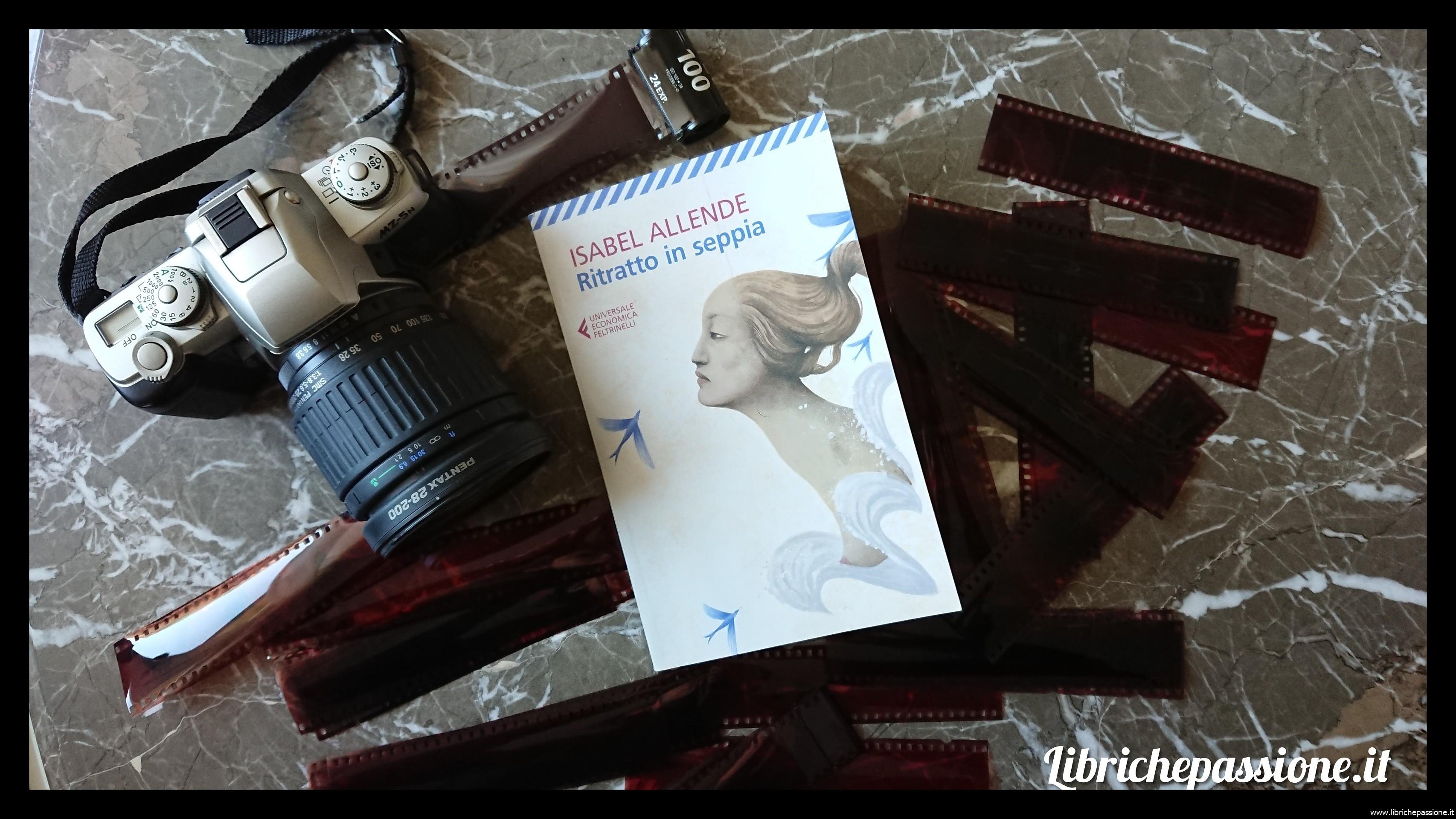 """Ritratto in seppia"" Isabel Allende – citazione"
