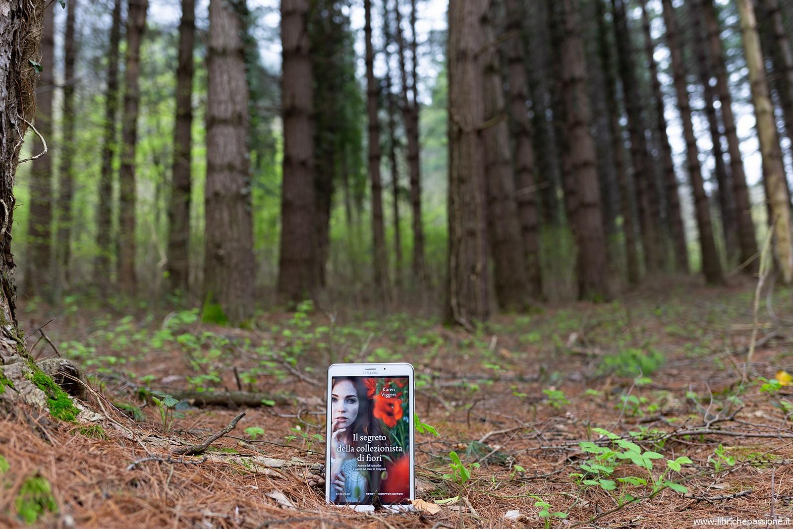 """Recensione del romanzo"""" Il segreto della collezionista di fiori"""", autrice Karen Viggers, edito Newton Compton"""