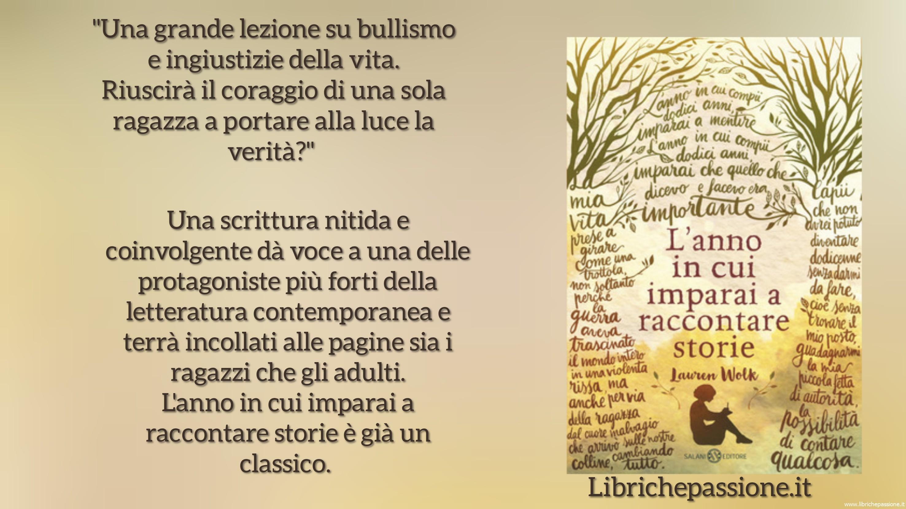 """""""L'anno in cui imparai a raccontare storie"""",autrice Lauren Wolk, Salani Editore. Consigli di lettura per ragazzi di 12 anni"""