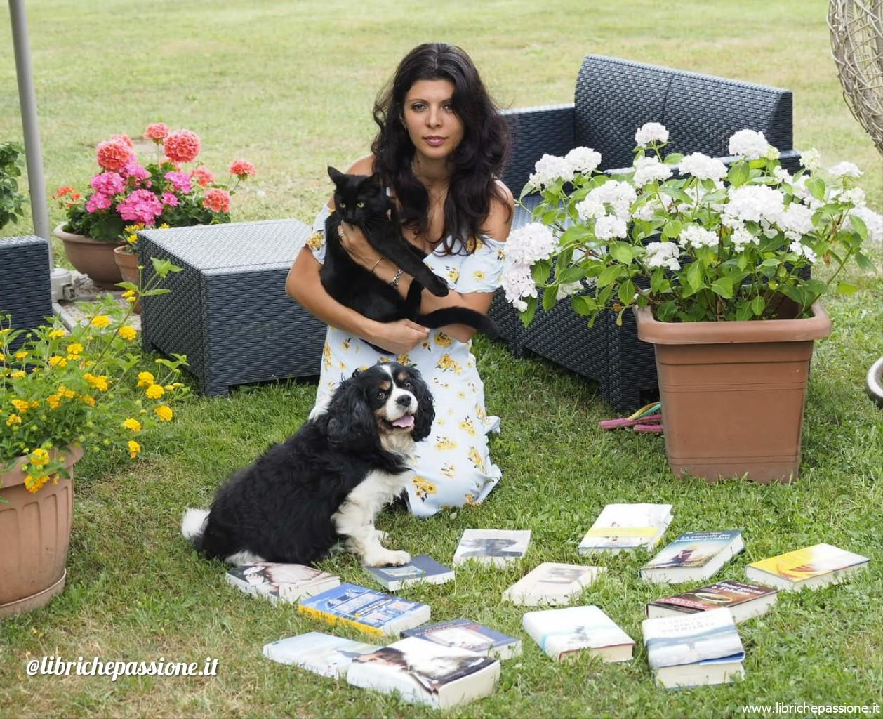 Campagna social di @libreriamo contro l'abbandono estivo degli animali domestici.