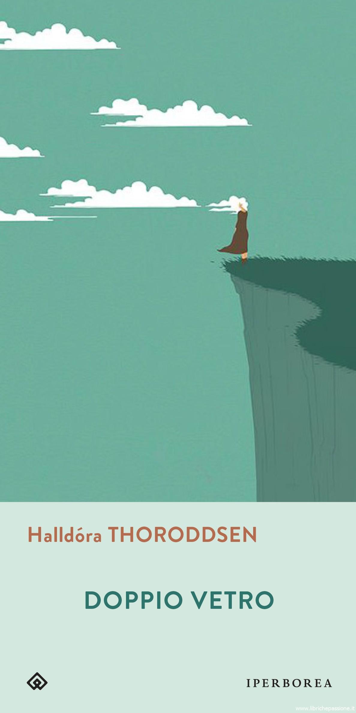 """""""Doppio vetro"""" di Halldòra Thoroddsen edito da Iperborea"""