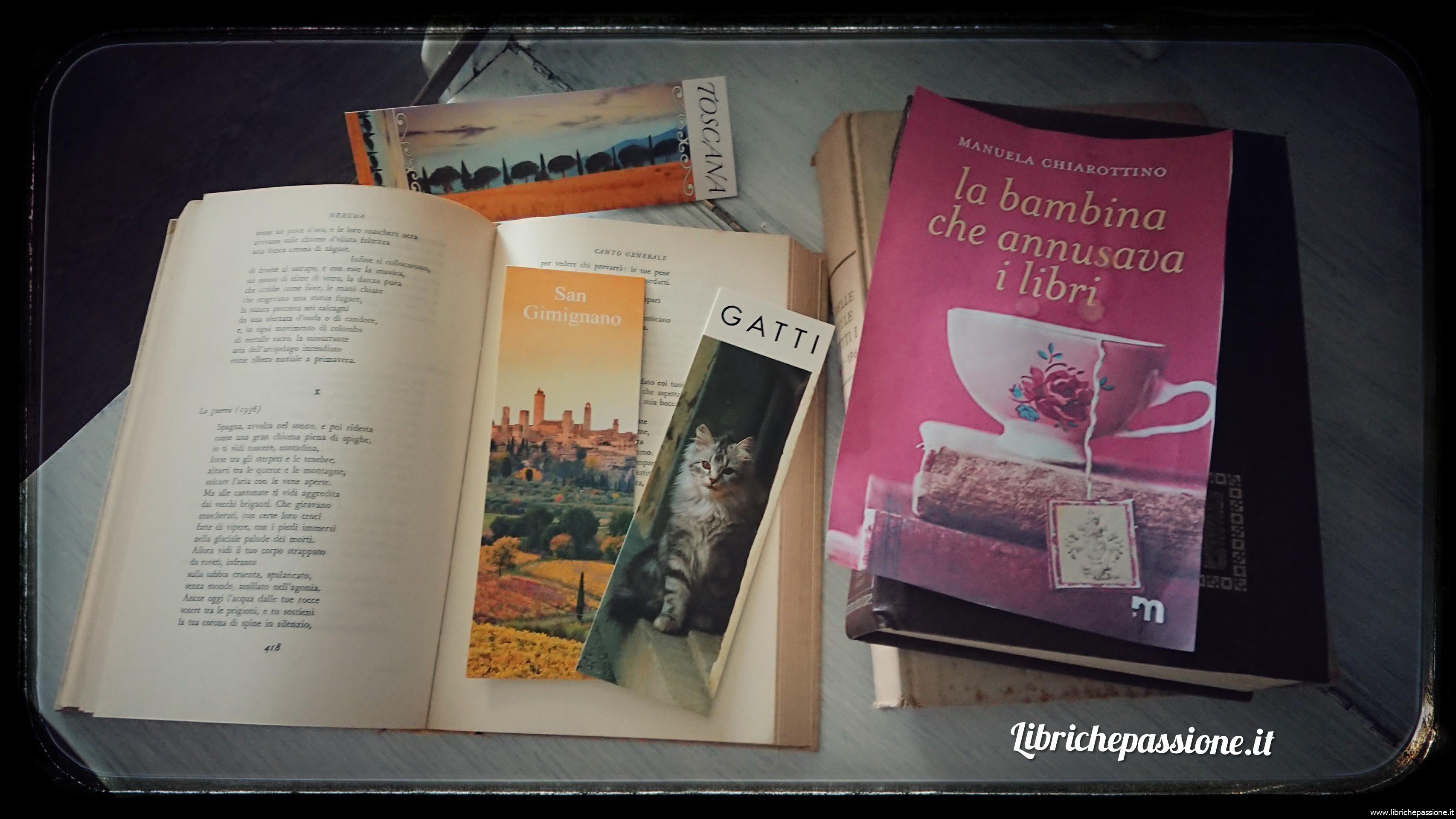 """Recensione del romanzo """"La bambina che annusava i libri"""" di Manuela Chiarottino edito da More Stories"""
