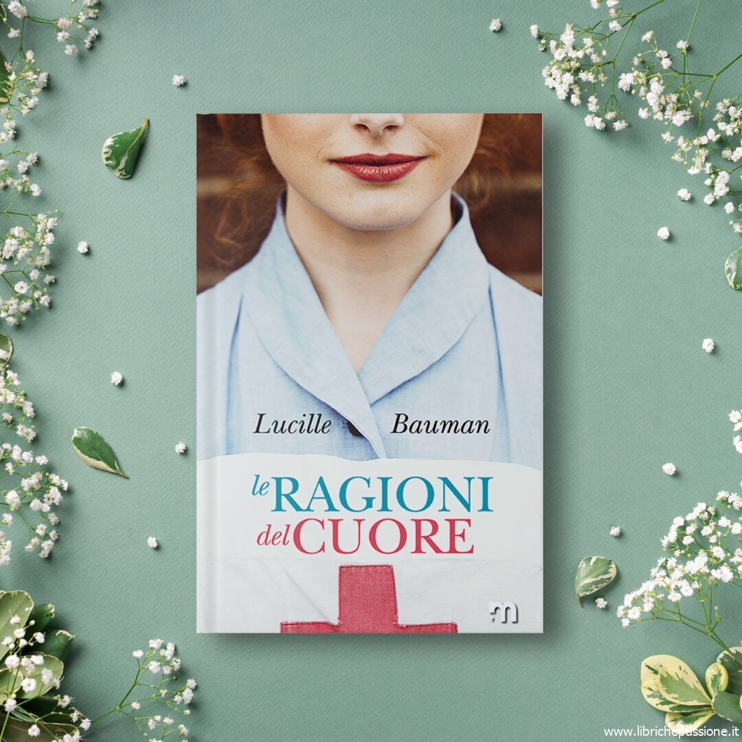"""Le ragioni del cuore"" di Lucillda More Stories disponibile da oggi su amazon"