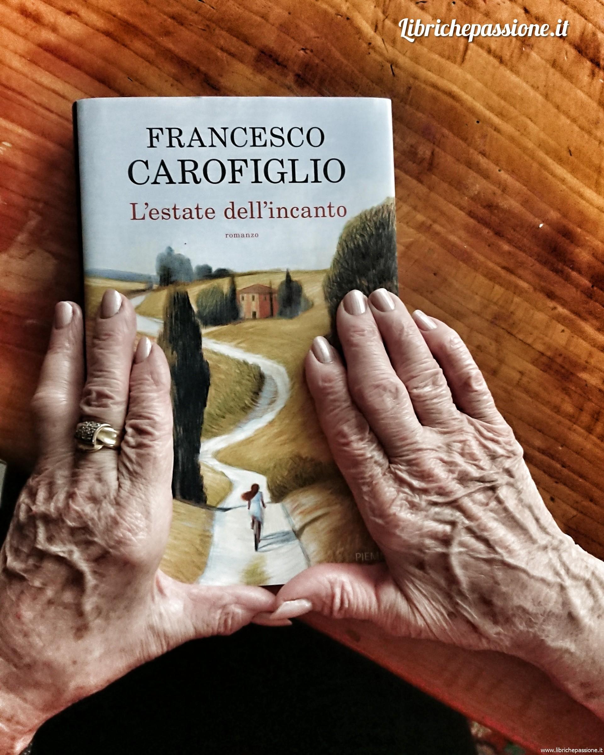 """Recensione """"L'estate dell'incanto"""" di Francesco Carofiglio edito da Piemme"""