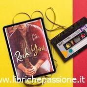 """""""Rock you"""" di Mia Another edito da More Stories. Disponibile su mazon"""