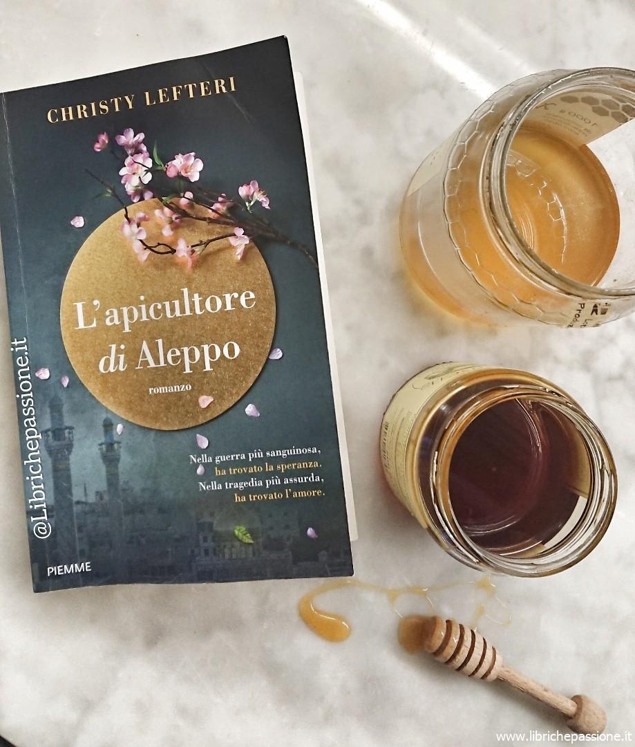 """Recensione del romanzo """"L' apicultore di Aleppo"""" di Christy Leftery edito da Piemme edizioni"""