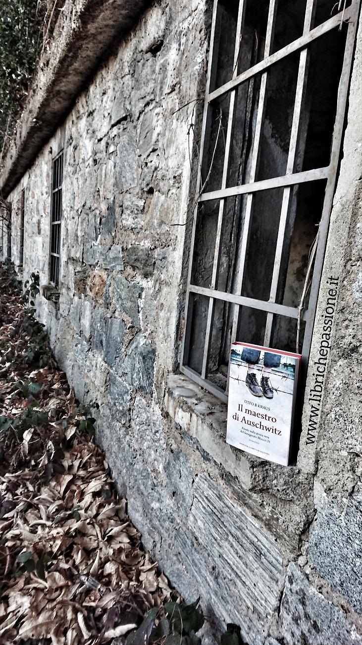 """Recensione del romanzo """"Il maestro di Auschwitz"""" di Otto B Kraus edito da Newton Compton"""