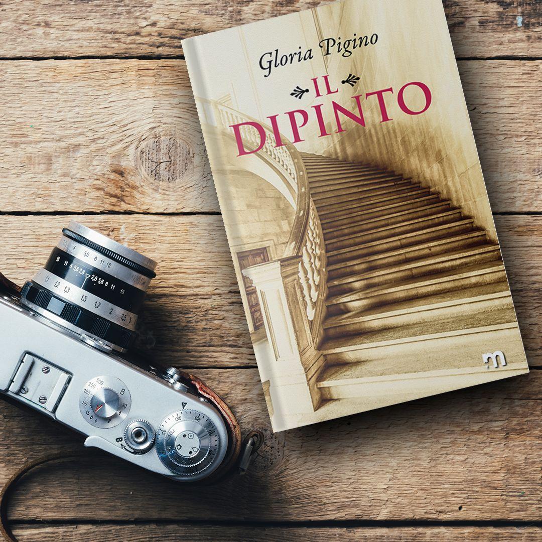 """Segnalazione: """"Il dipinto"""" di Gloria Pigino edito da More Stories disponibile dal 28 Febbraio 2020."""