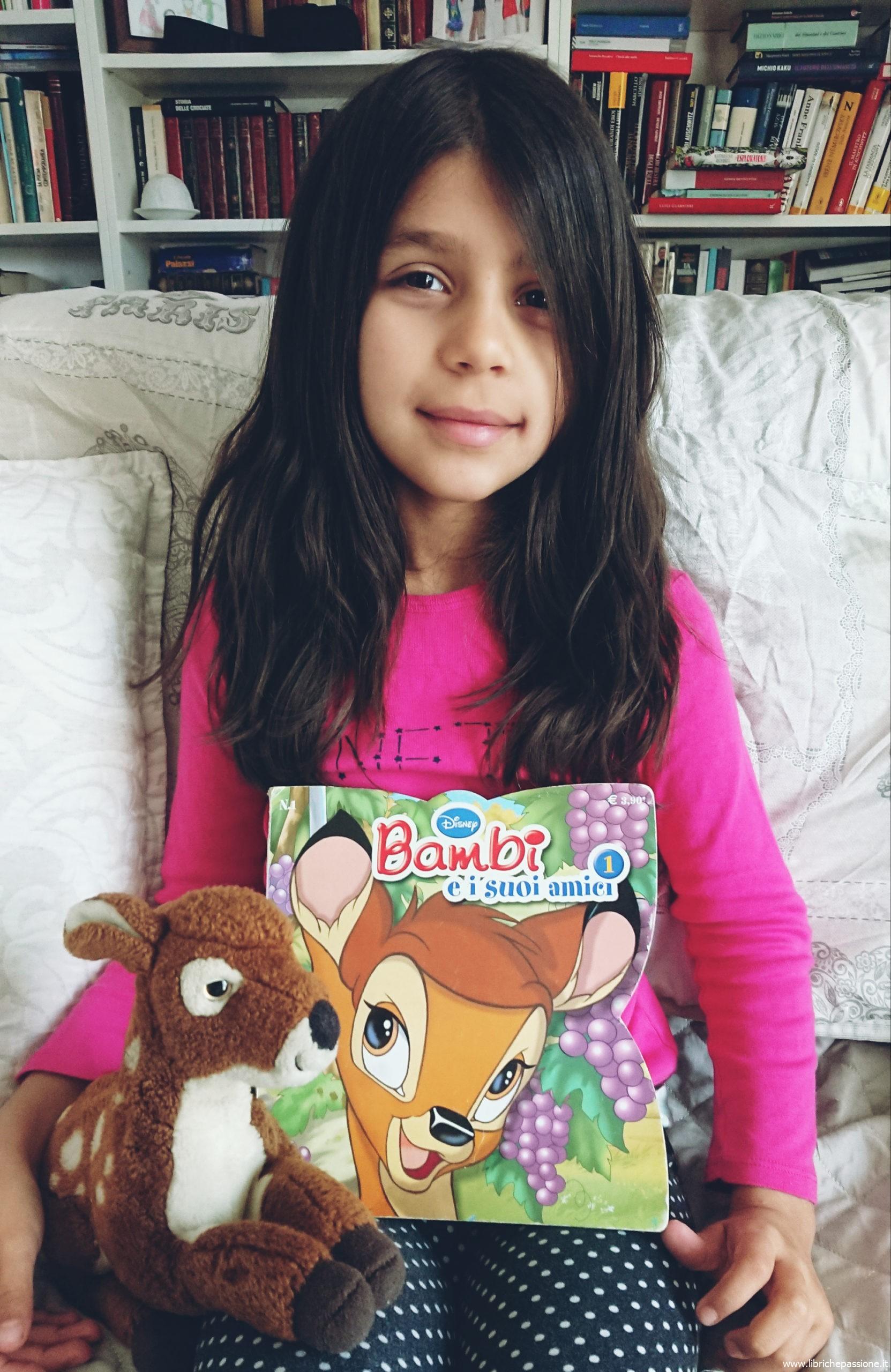 """""""Vi racconto una storia"""" Oggi a raccontarvi una storia sarà la piccola Ester. """"Bambi e le lucciole"""""""
