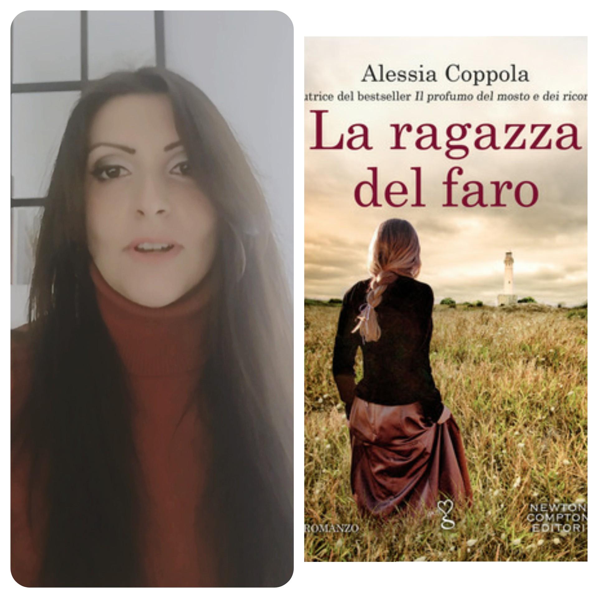 """""""Ve lo legge lo scrittore"""" con Alessia Coppola autrice del romanzo """"La ragazza del faro"""" edito da Newton Compton"""