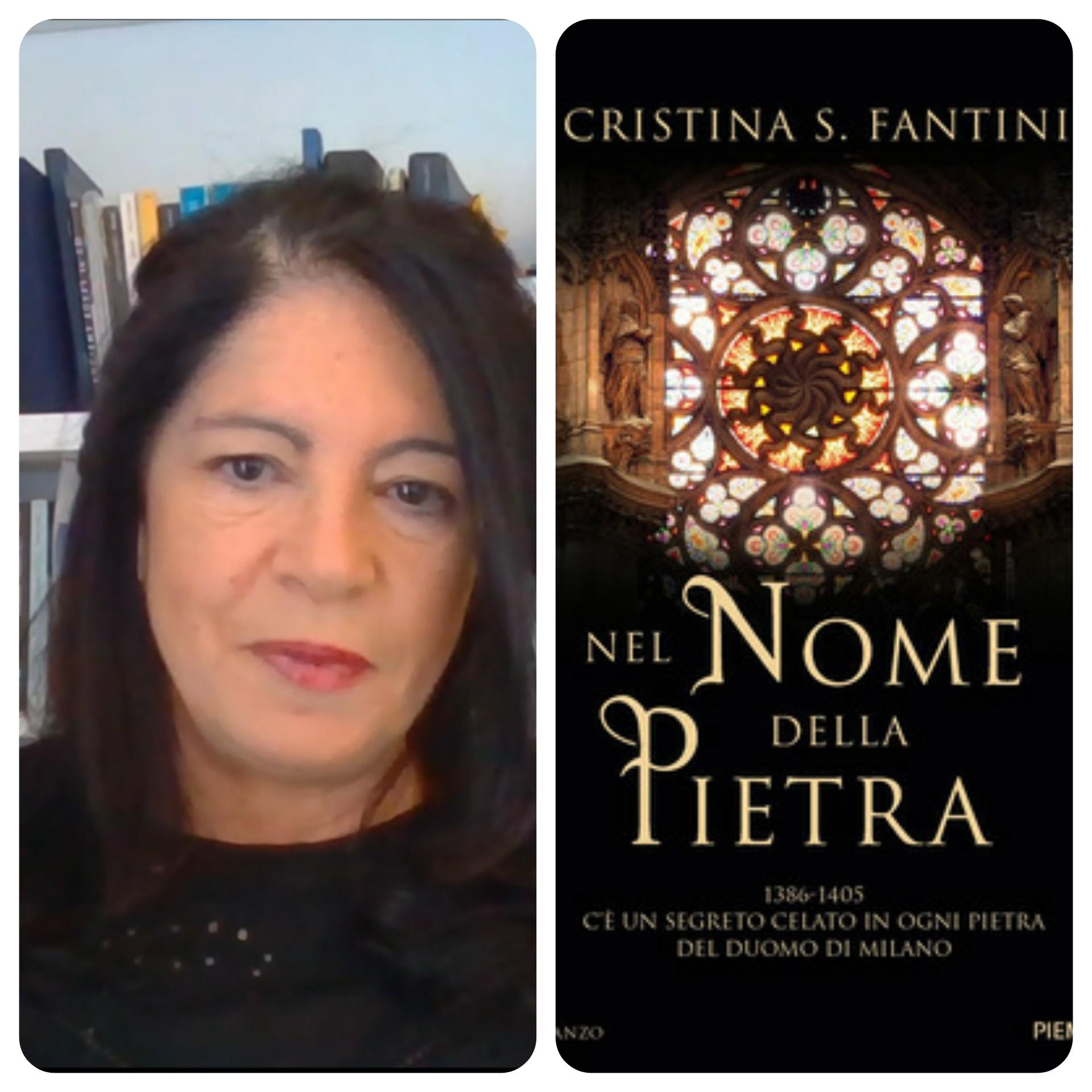 """""""Ve lo legge lo scrittore"""" stasera ospite del blog c'è Cristina S. Fantini autrice del romanzo """"Nel nome della Pietra"""" edito da Piemme"""