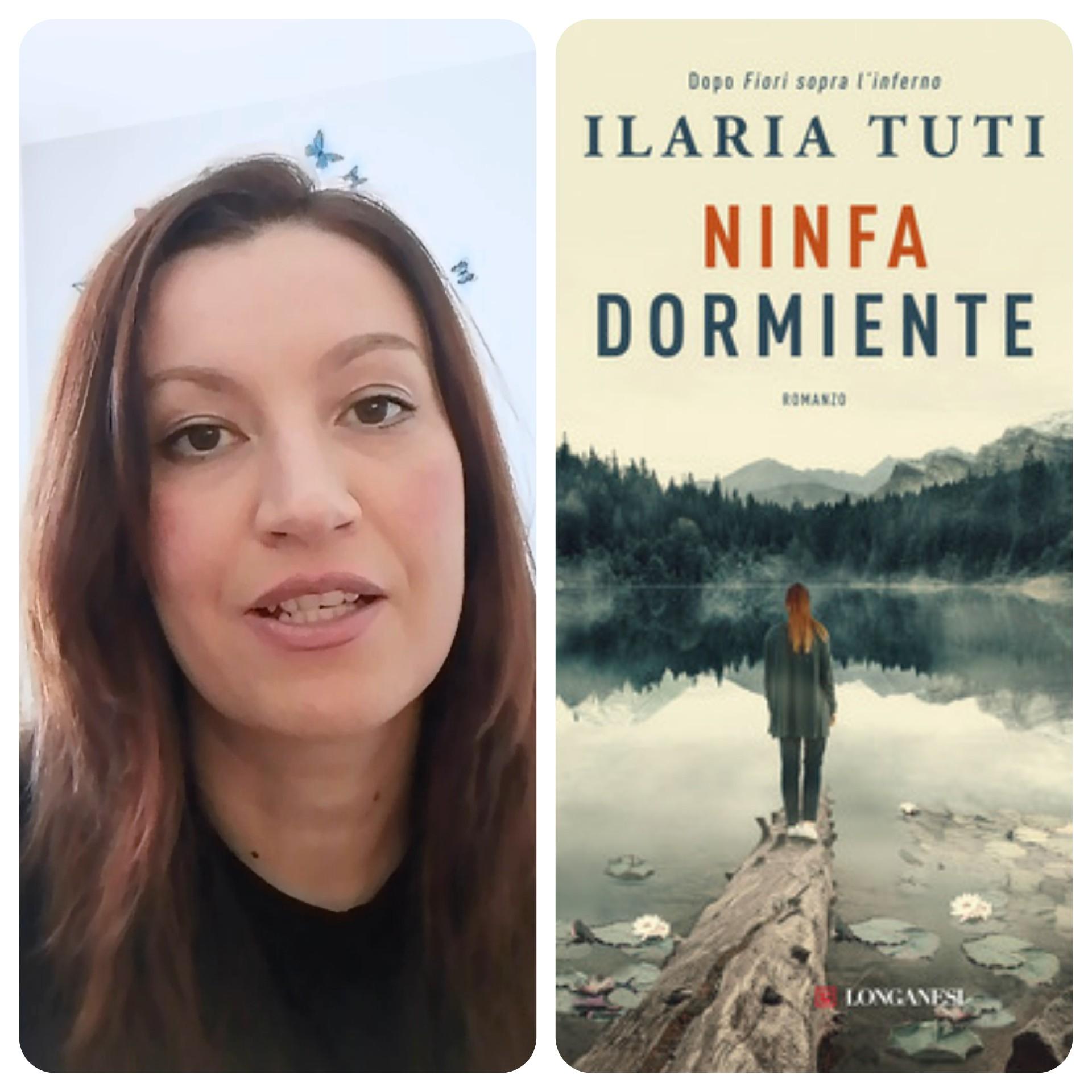 """""""Ve lo legge lo scrittore"""" stasera ospite del Blog c'è Ilaria Tuti autrice dei romanzi """"Fiori sopra l'inferno"""" e """"Ninfa dormiente"""""""