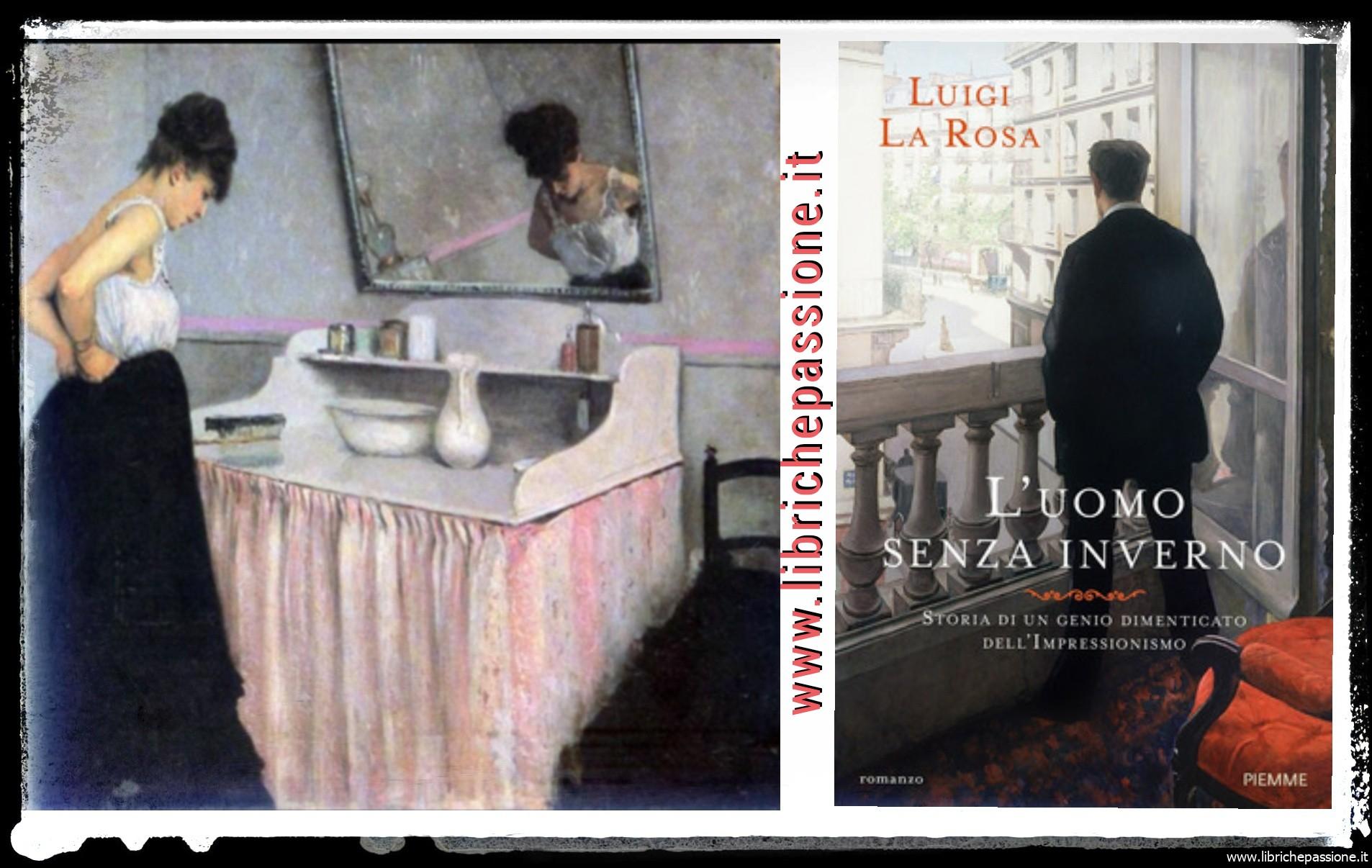 """""""L'uomo senza inverno"""" di Luigi La Rosa edito da Piemme"""