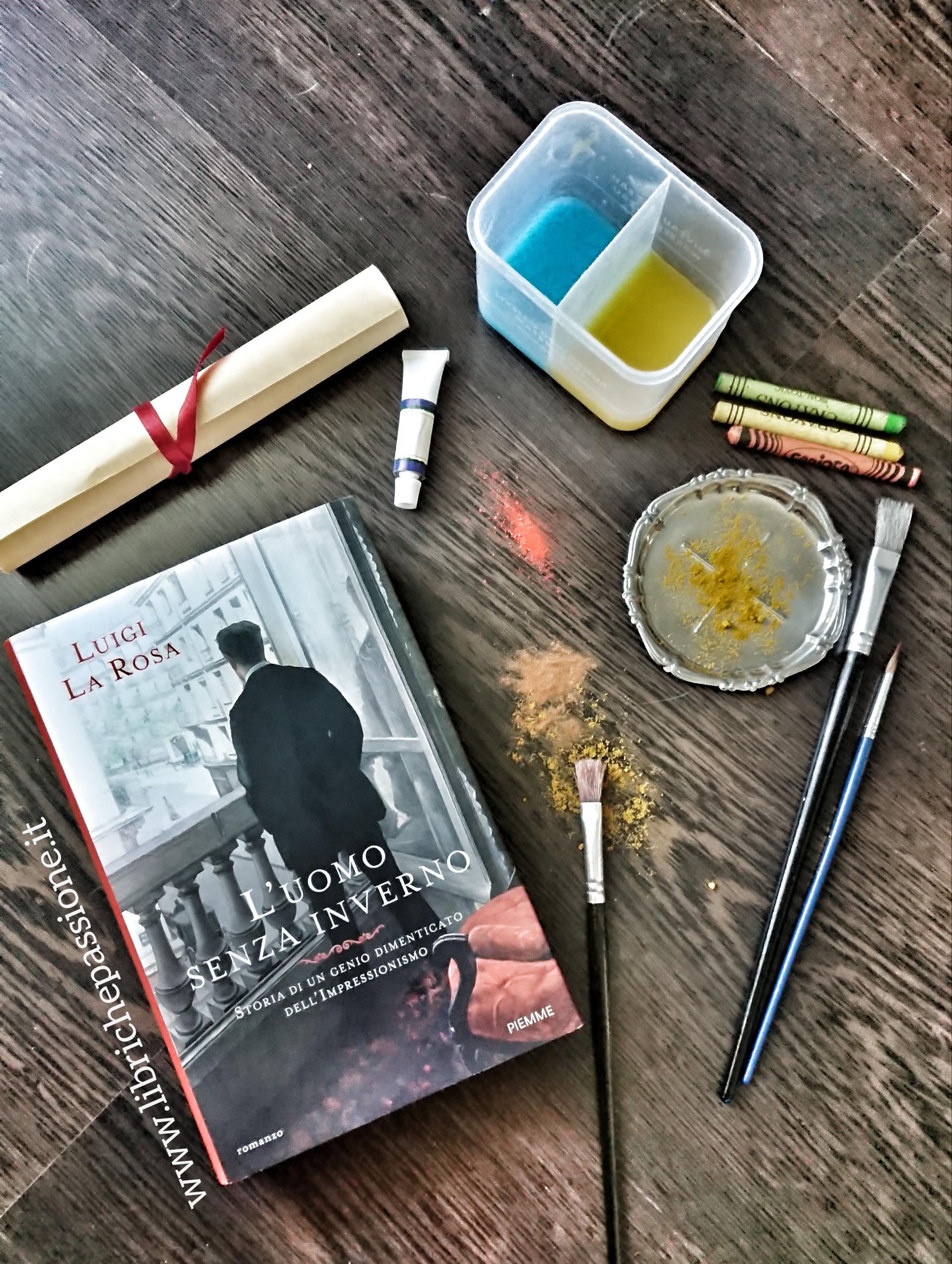 """Recensione del romanzo """"L'uomo senza inverno"""" di Luigi La Rosa edito da Piemme"""