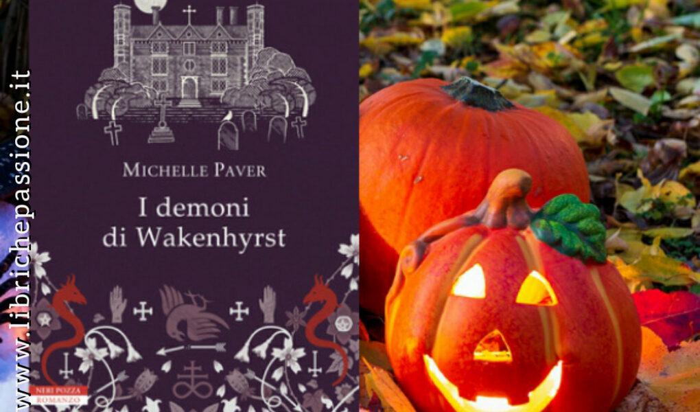 """"""" I demoni di Wakenhyrst"""" di Michelle Paver edito da Neri Pozza da oggi in tutte le librerie e on-line. Estratto"""