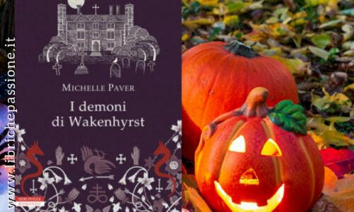""""""" I demoni di Wakenhyrst"""" di Michelle Paver edito da Neri Pozza, traduzione di Alessandra Repossi e Francesca Cosi da oggi in tutte le librerie e on-line. Estratto"""