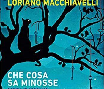 """""""Che cosa sa Minosse"""" storia di fantasmi e gente strana di Francesco Guccini e Loriano Macchiavelli edito da Giunti disponibile in tutte le librerie e on-line. Estratto"""