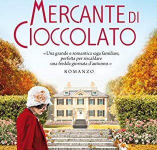 """""""I segreti del mercante di cioccolato"""" di Maria NiKolai edito da Newton Compton questo romanzo è il sequel de """"La villa del mercante di cioccolato"""" da oggi in tutte le librerie e on-line"""
