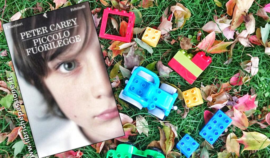 """Recensione del romanzo """"Piccolo fuorilegge"""" di Peter Carey edito da Feltrinelli"""