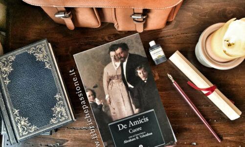 """Recensione del romanzo """"Cuore"""" di Edmondo De Amicis edito da Oscar Mondadori"""
