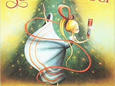 """""""Lo schiaccianoci"""" versione di George Balanchine e illustrazioni a cura di Valeria Docampo edito da Terre di Mezzo"""