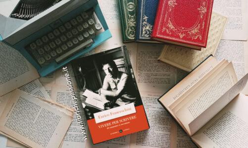 """Recensione del libro """"Vivere per scrivere. 40 romanzieri si raccontano di Enrico Franceschini edito da Laterza Editore"""
